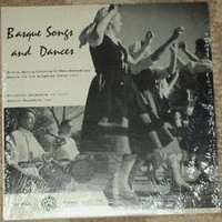 V/A: Basque Songs And Dances