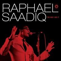 Saadiq, Raphael: The way i see it