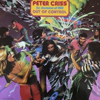 Criss, Peter: Out Of Control