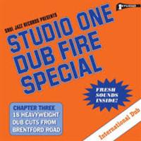 V/A: Studio one dub fire special