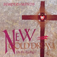 Simple Minds : New gold dream