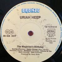 Uriah Heep : Magicians birthday