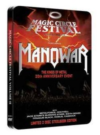 Manowar: Magic circle festival vol. II