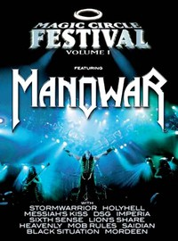 Manowar: Magic circle festival vol. I