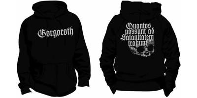 Gorgoroth: Quantos possunt ad satanitatem trahunt