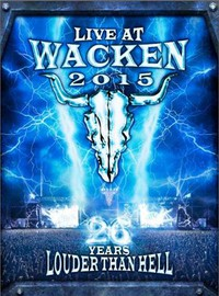 V/A: Live At Wacken 2015 - 26 Years Louder Than Hell