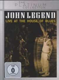 Legend, John: Live At The House Of Blues