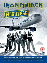 Iron Maiden: Flight 666 -deluxe edition