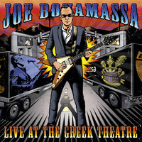Bonamassa, Joe : Live At The Greek Theatre