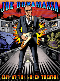 Bonamassa, Joe: Live At The Greek Theatre