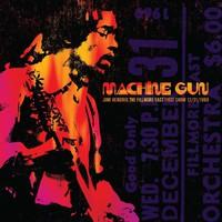 Hendrix, Jimi: Machine gun - the Fillmore East first show 12/31/1969