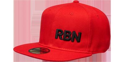 Robin: RBN FLAT BRIM CAP