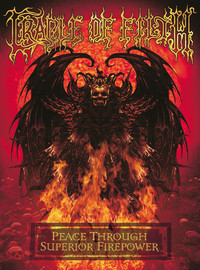 Cradle Of Filth: Peace through superior firepower