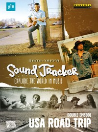Yaffa, Sami: Sound tracker - USA road trip