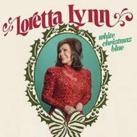 Lynn, Loretta: White Christmas blue