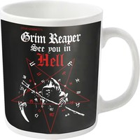 Grim Reaper: See you in hell