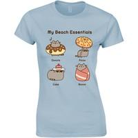 Pusheen: Beach essentials