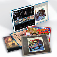 Dolby, Thomas: Original album series