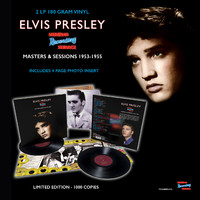 Presley, Elvis: Memphis recording service: Masters & sessions 1953-1955