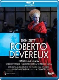 Donizetti, Gaetano: Roberto devereux
