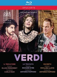 Verdi, Giuseppe: Il trovatore, la traviata Macbeth