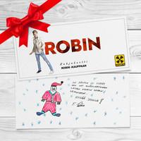 Lahjakortti: Robin lahjakortti