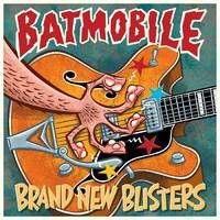 Batmobile: Brand new blisters