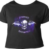 Avenged Sevenfold: Bat skull