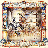 Hackett, Steve: Please Don't Touch
