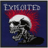 Exploited: Mohican Multicolour