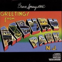 Springsteen, Bruce: Greetings from Asbury Park, N.J.