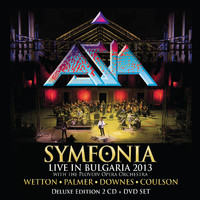 Asia: Symfonia - Live in Bulgaria 2013