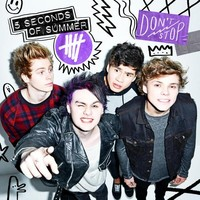 5 Seconds of Summer: Don't Stop Ep