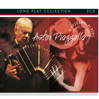 Piazzolla, Astor: Long play collection