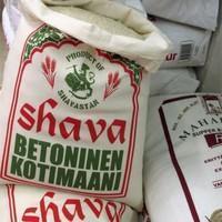 Shava: Betoninen kotimaani