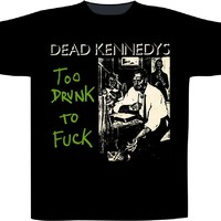 Dead Kennedys: Too Drunk to Fuck Album