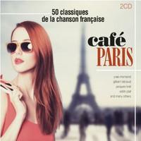 V/A: Cafe Paris - 50 Classiques De La Chanson Francaise