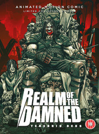 Realm Of The Damned: Tenebris deos