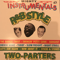 V/A: Mighty r&b instrumentals two-parters