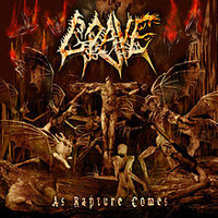 Grave: As rapture comes (red vinyl)