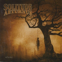 Solitude Aeturnus: Alone -clear vinyl