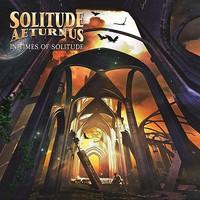 Solitude Aeturnus: In times of solitude -white vinyl
