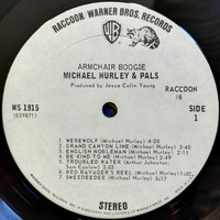 Hurley Michael Armchair Boogie Levykauppa 196 X