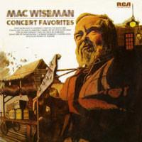 Wiseman, Mac: Concert Favorites