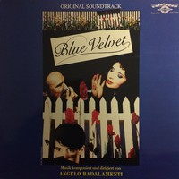 Soundtrack / Badalamenti, Angelo : Blue Velvet