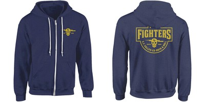 Foo Fighters: Insignia logo (dark blue)