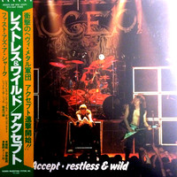 Accept: Restless And Wild