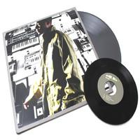 "Black Milk: Tronic silver edition (2xlp + 7"")"