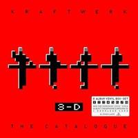 Kraftwerk : 3-D the Catalogue