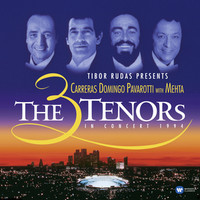 Carreras, Jose: The 3 tenors in concert 1994